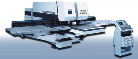 Trumpf Trumatic TC 600 L
